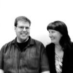Composer Evan Meier and Librettist E. M. Lewis