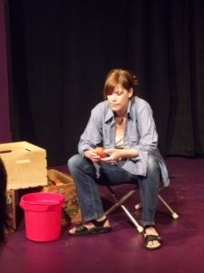 Apple Season in the Six Women Playwriting Festival in Colorado Springs, CO.