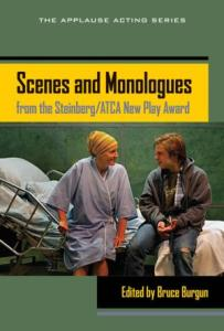 "Monologue from ""Song of Extinction"" is included in ""Scenes and Monologues from the Steinberg/ATCA New Play Award."""