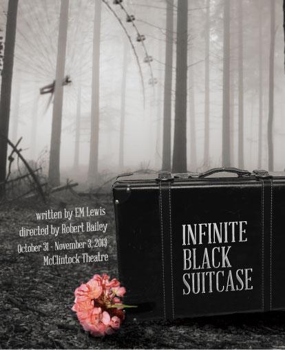 Infinite Black Suitcase
