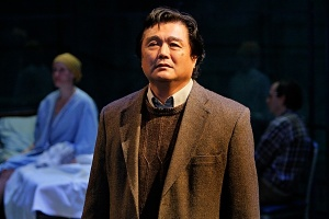 "David Mura as Khim Phan in the Theatre Latte Da production of ""Song of Extinction"" at the Guthrie."