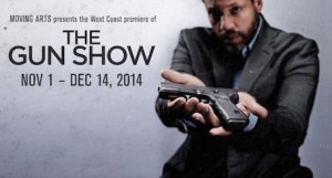 The Gun Show Los Angeles 2014 - small poster